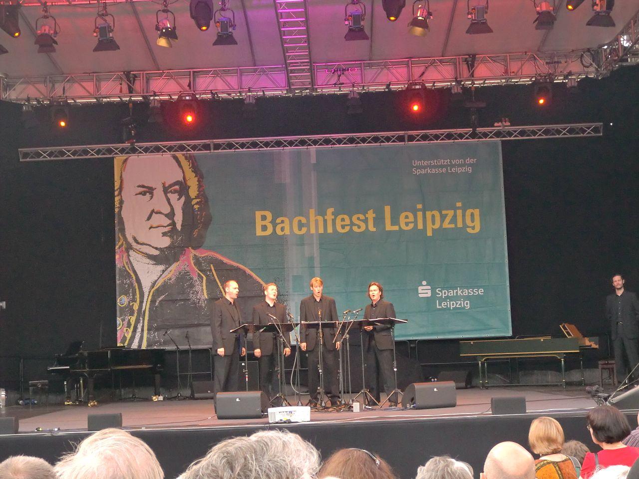 Bild Bachfest in Leipzig