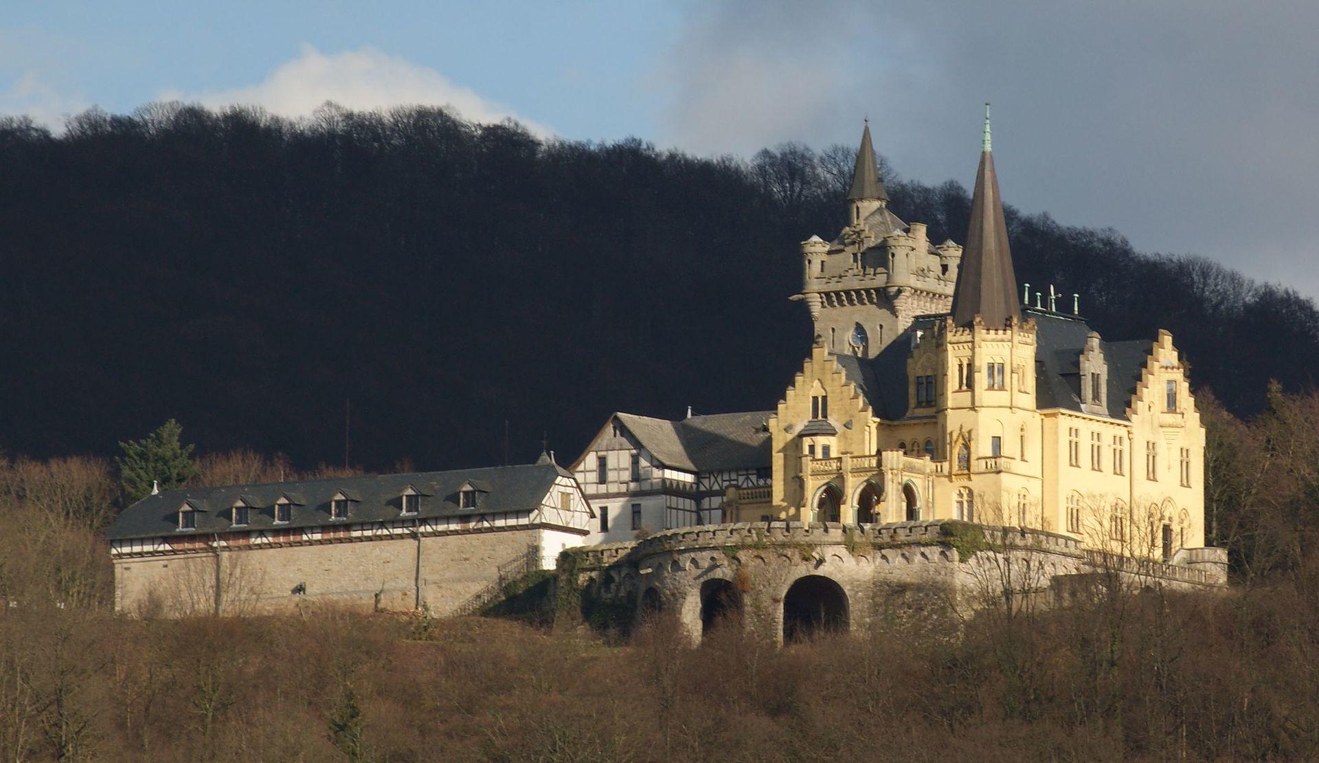 Bild Schloss Rothestein  Bad Sooden Allendorf