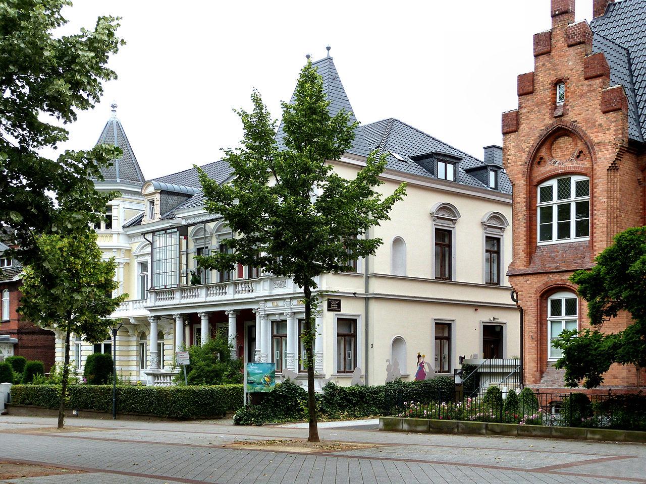 Bild Deutsches Märchen und Wesersagenmuseum Bad Oeynhausen