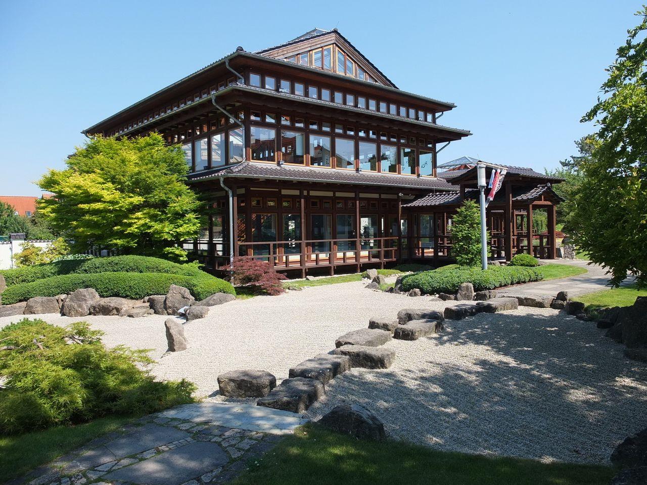 Bild Japanischer Garten Bad Langensalza