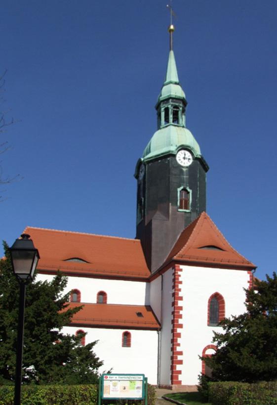 Bild Stadtkirche St. Kilian Bad Lausick