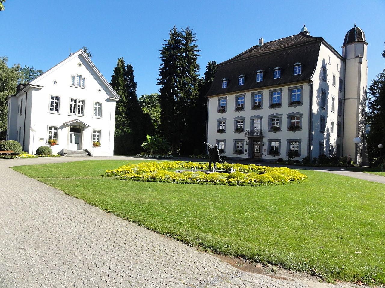 Bild Schloss Schönau Bad Säckingen