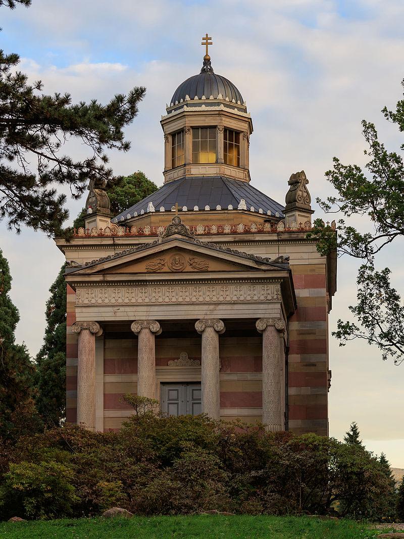 Bild Stourdza Kapelle Baden Baden