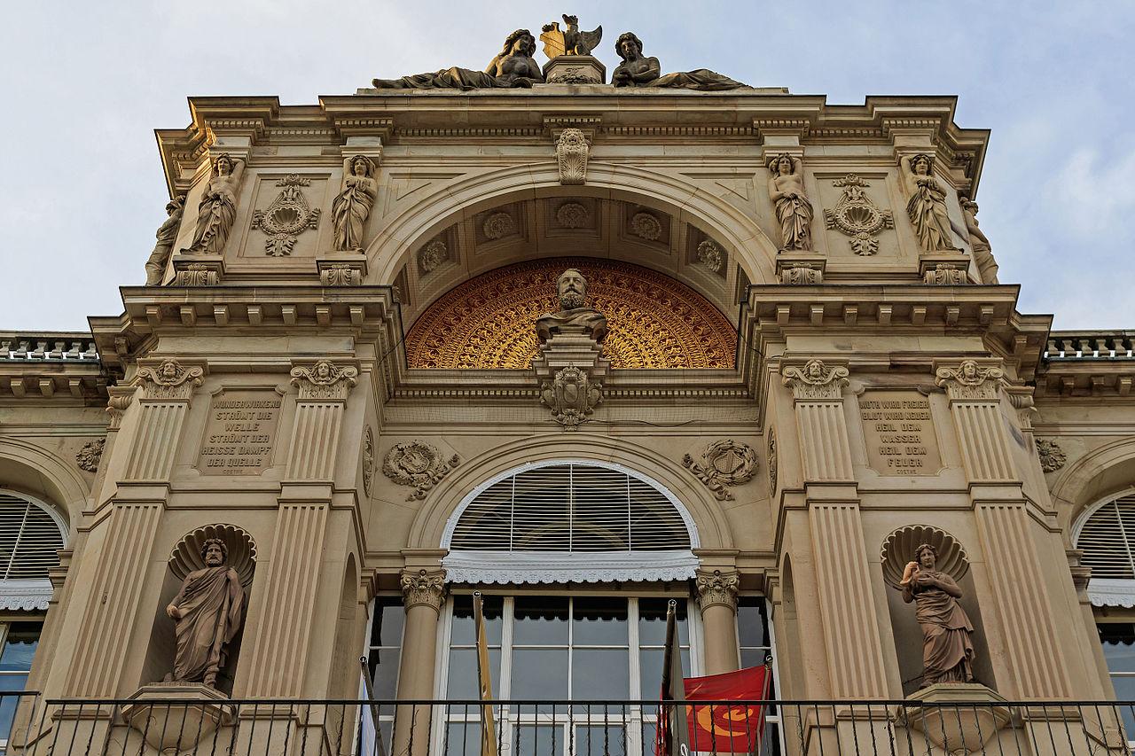 Bild Friedrichsbad Baden Baden