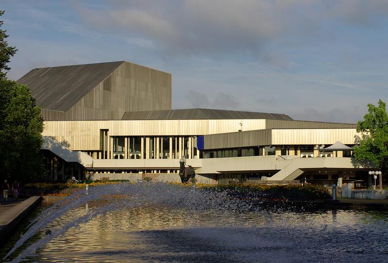 Bild Badisches Staatstheater Karlsruhe