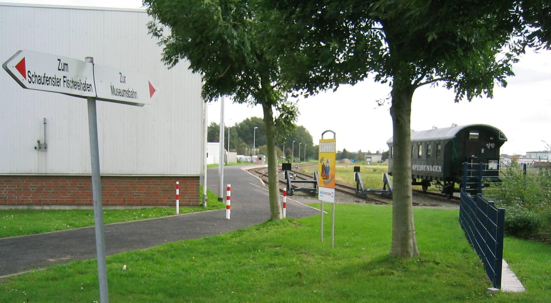 Bild Museumsbahn Bremerhaven Bederkesa