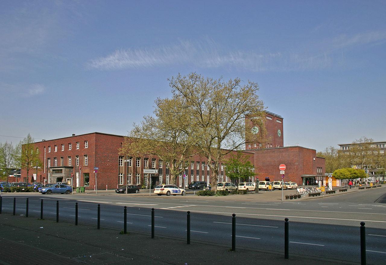 Bild Hauptbahnhof Oberhausen