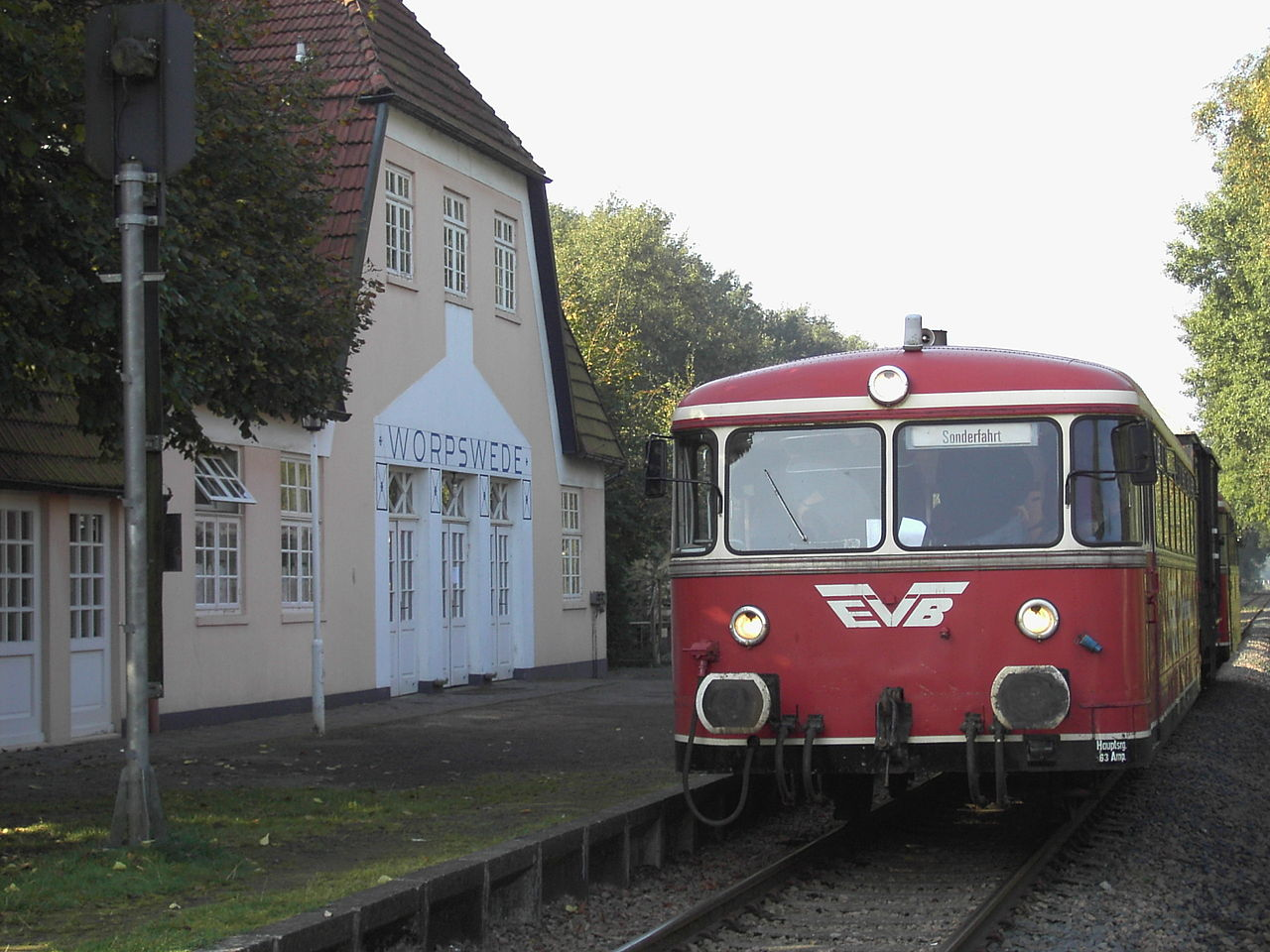 Bild Moorexpress Gnarrenburg
