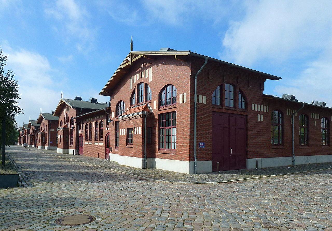 Bild BallinStadt Auswandererwelt Hamburg