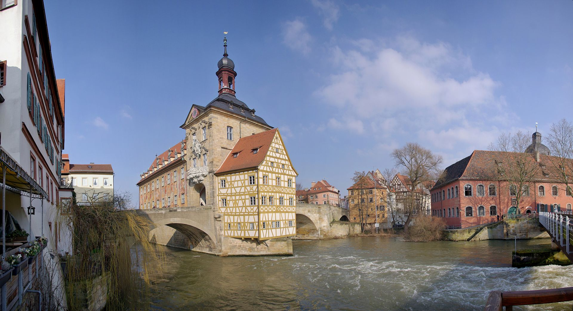 Bild Altes Rathaus Bamberg