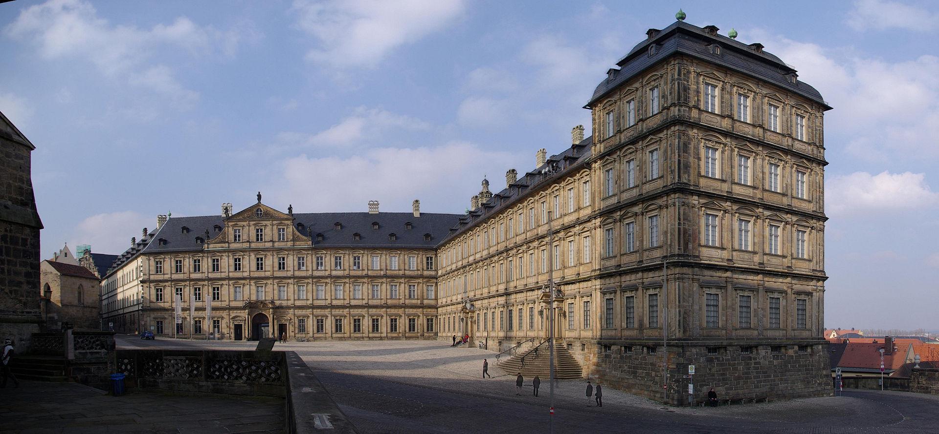 Bild Neue Residenz Bamberg