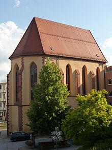 Bild Barfüßerkirche Pforzheim