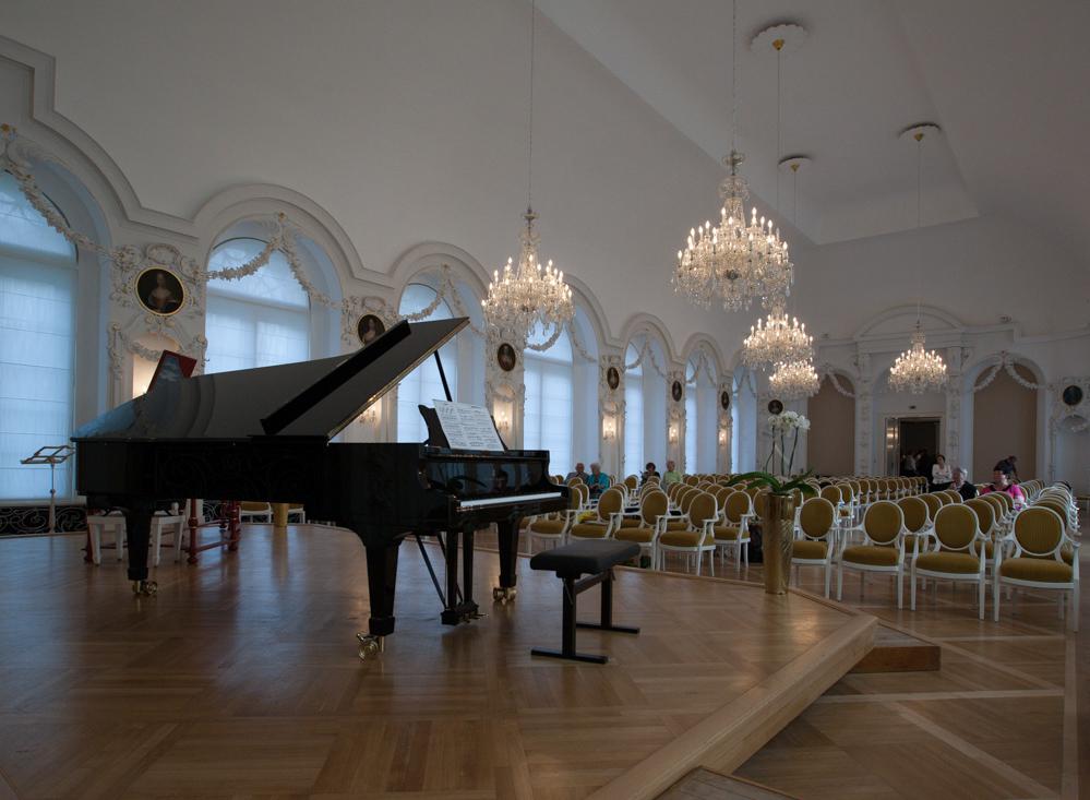 Bild Barocksaal Rostock