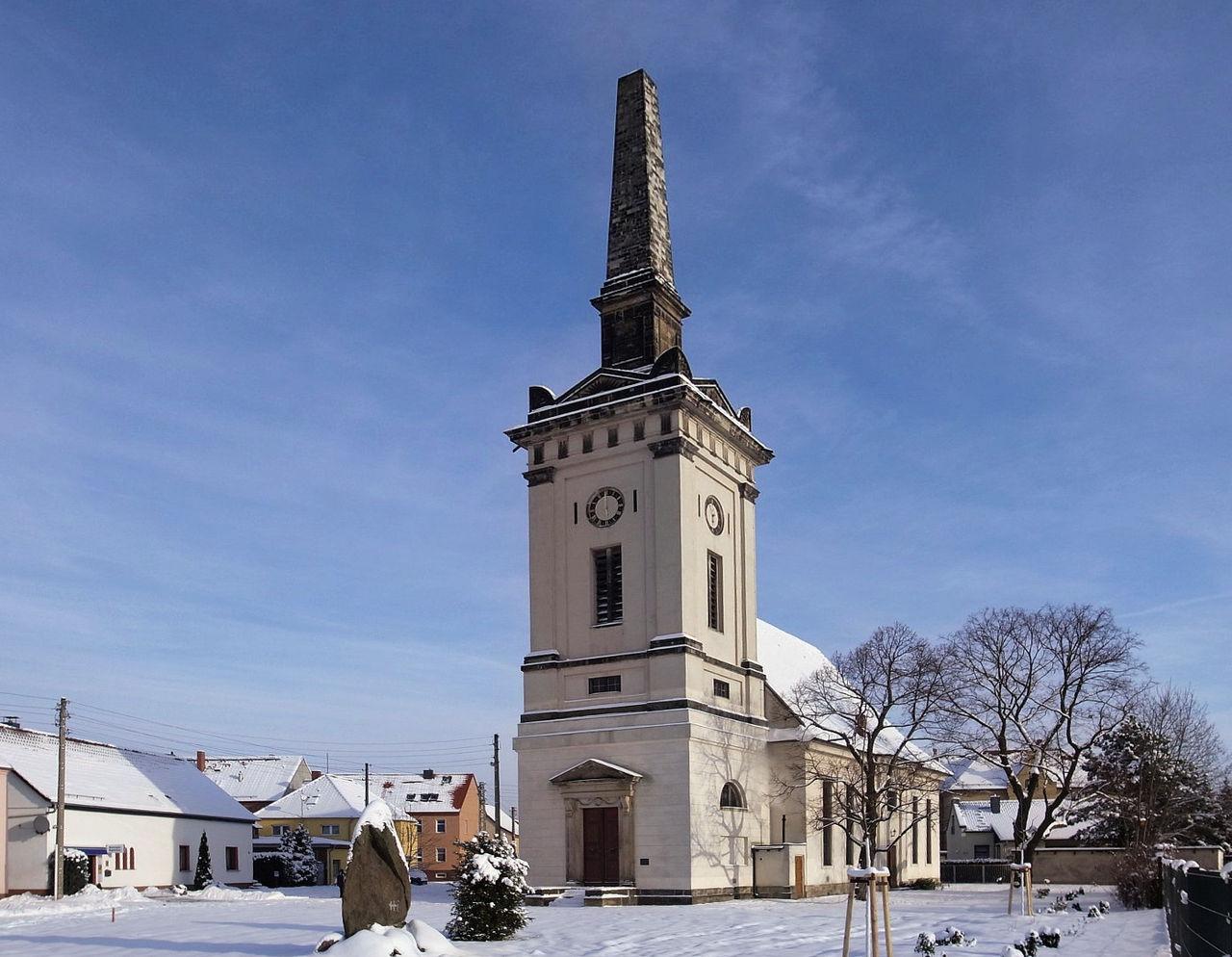 Bild Kirche St. Bartholomäi Dessau