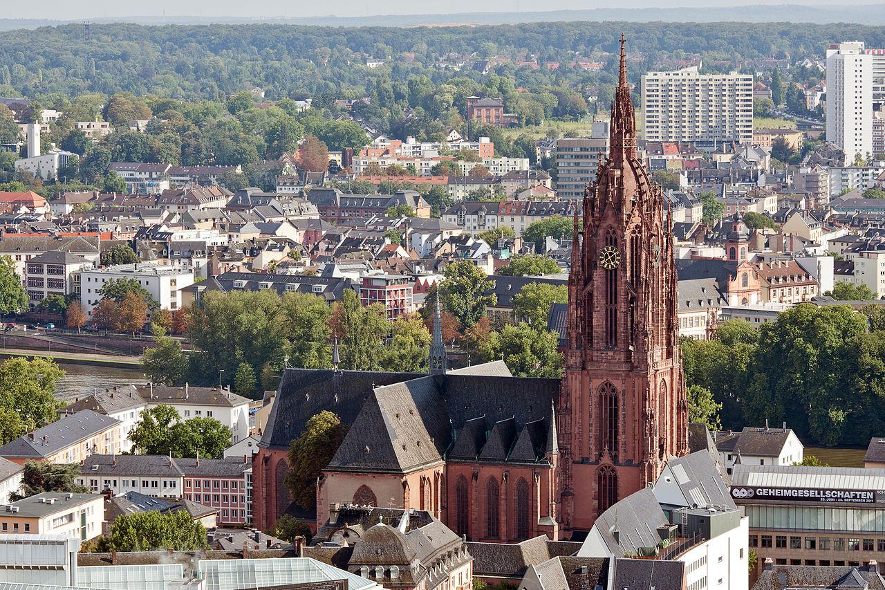 Bild Dom St. Bartholomäus Frankfurt am Main