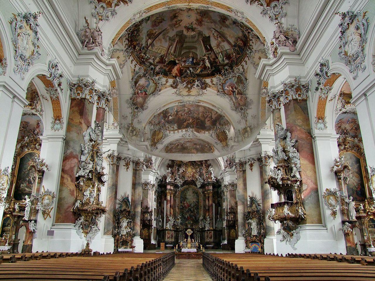 Bild Benediktinerabtei Ottobeuren