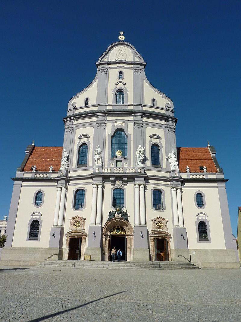 Bild Basilika St. Anna Altötting