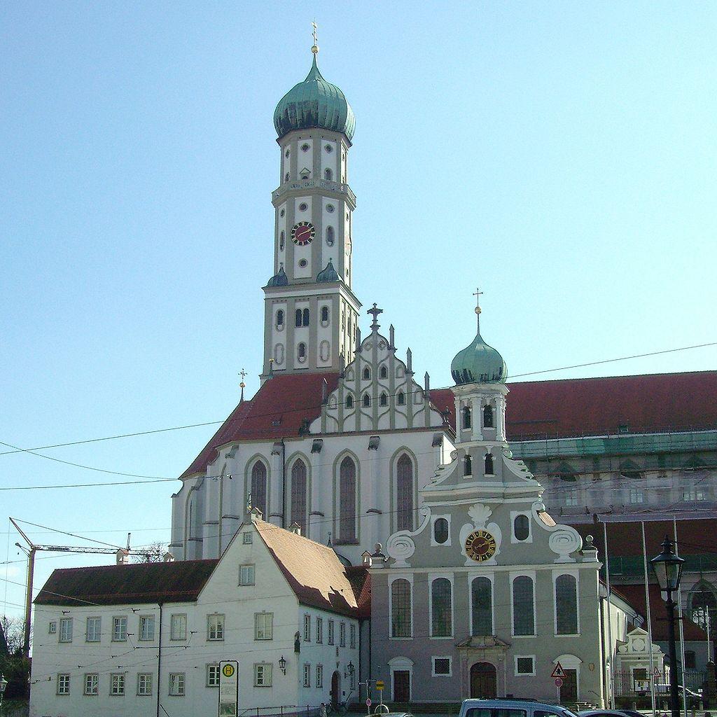 Bild Kirche St. Ulrich und Afra Augsburg