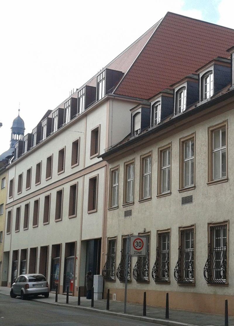 Bild Bassermannhaus für Musik und Kunst Mannheim