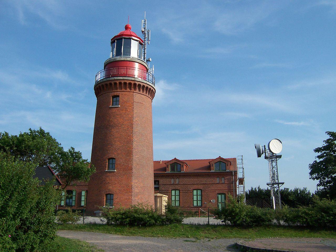 Bild Leuchtturm Bastorf