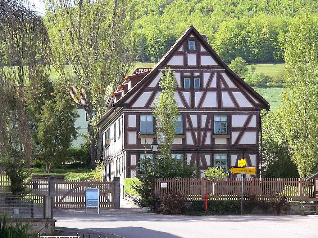 Bild Schiller Museum Bauerbach