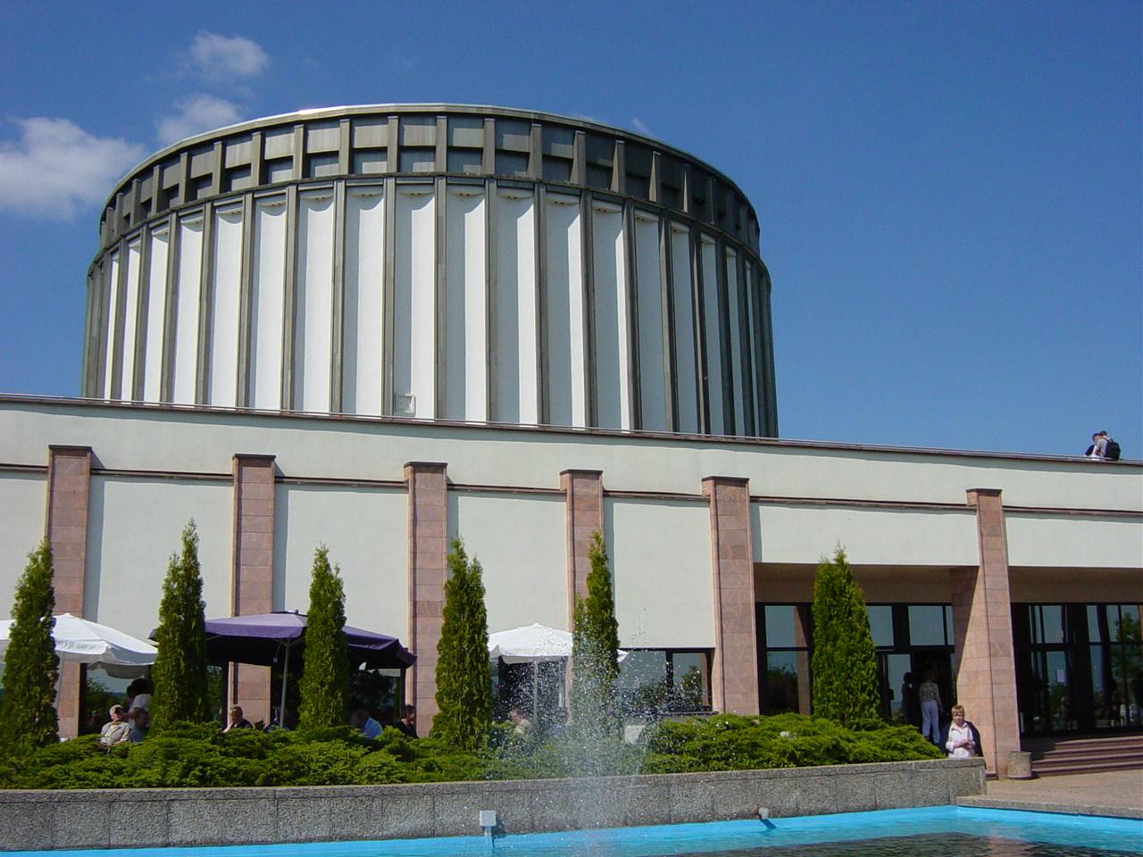 Bild Panorama Museum Bad Frankenhausen