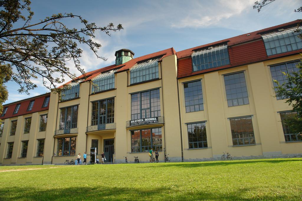 Bild Bauhaus Universität Weimar