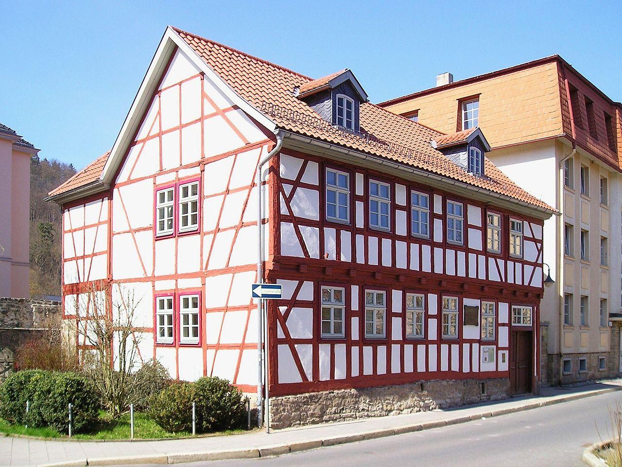 Bild Baumbachhaus Meiningen