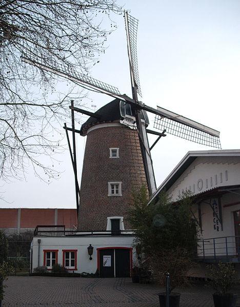 Bild Baumeister Mühle Oberhausen