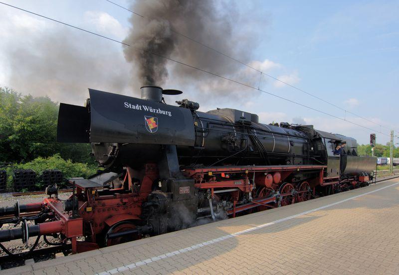 Bild Eisenbahnmuseum Würzburg