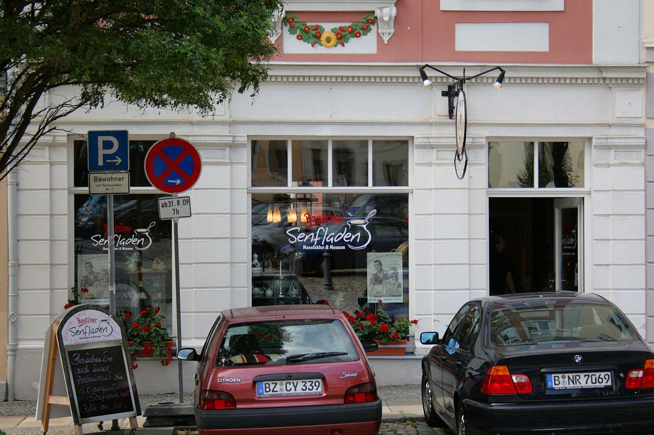 Bild Bautzener Senfladen