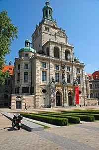 Bild Bayerisches Nationalmuseum München
