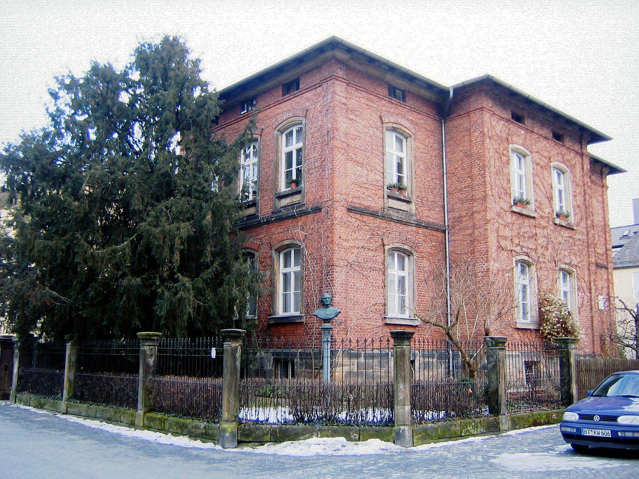 Bild Franz Liszt Museum Bayreuth