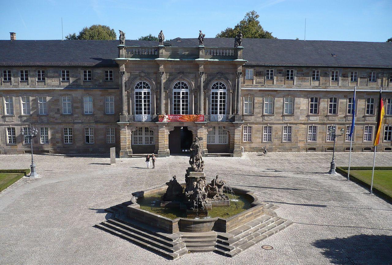 Bild Neues Schloss Bayreuth