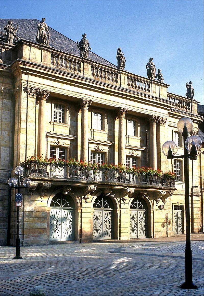 Bild Markgräfliches Opernhaus Bayreuth