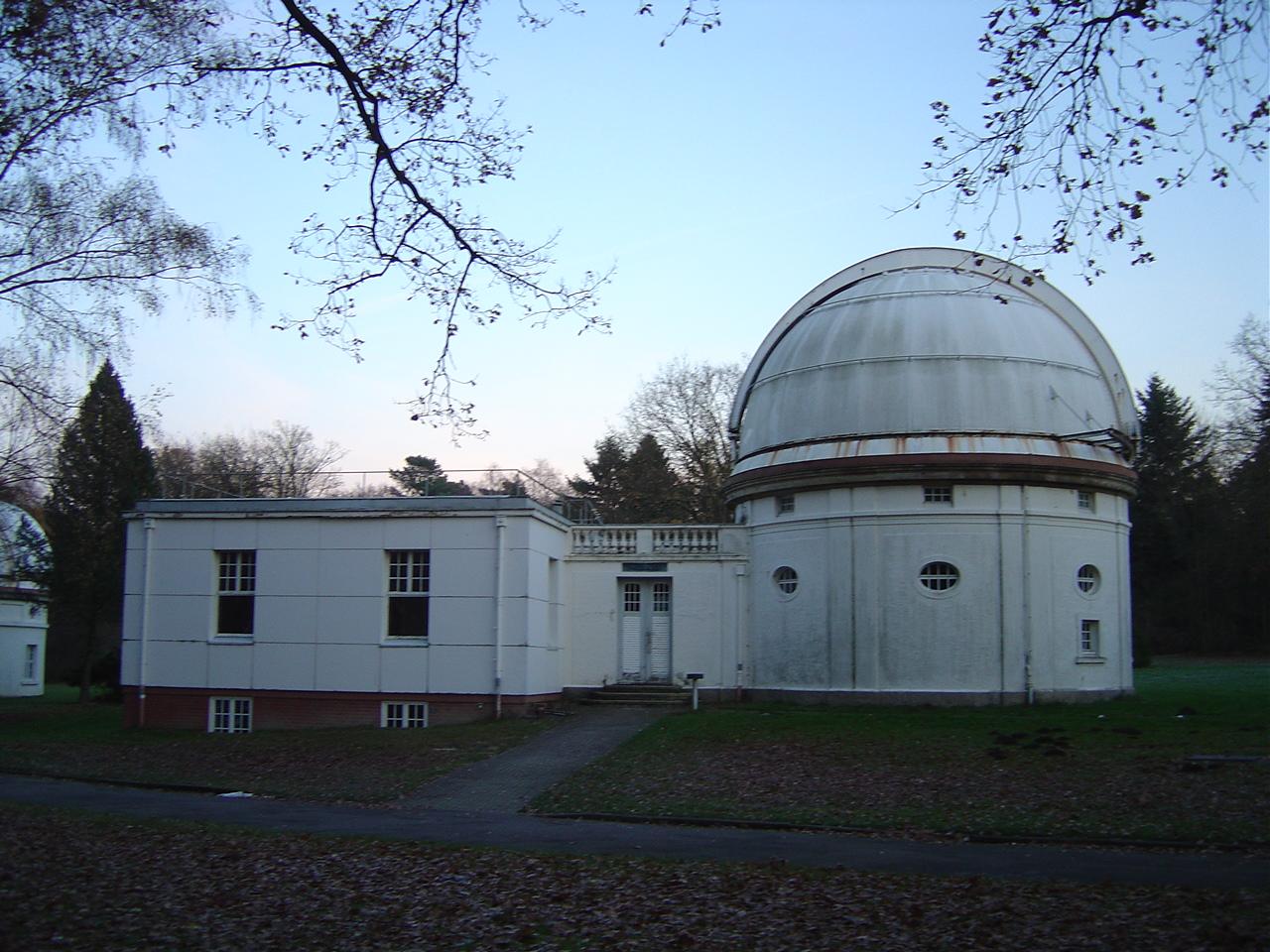 Bild Hamburger Sternwarte