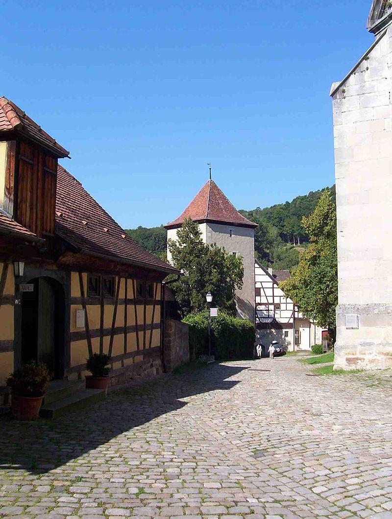 Bild Schloss und Kloster Bebenhausen Tübingen