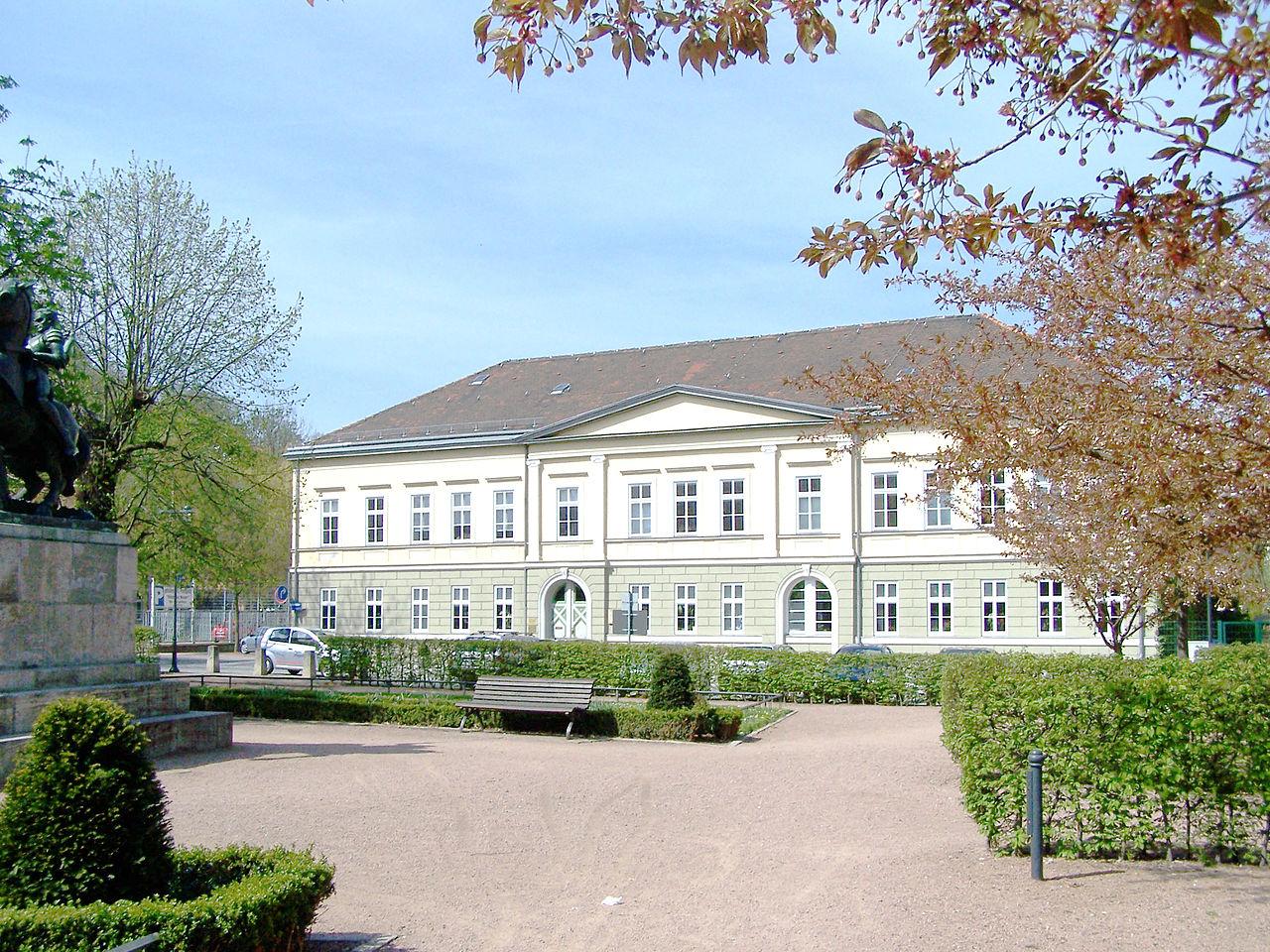 Bild Palais Bechtolsheim Eisenach