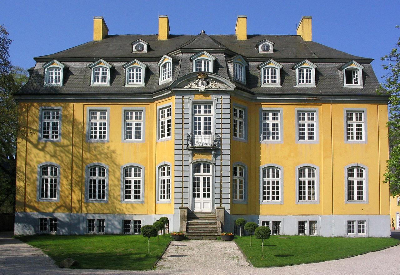 Bild Schloss Beck Bottrop
