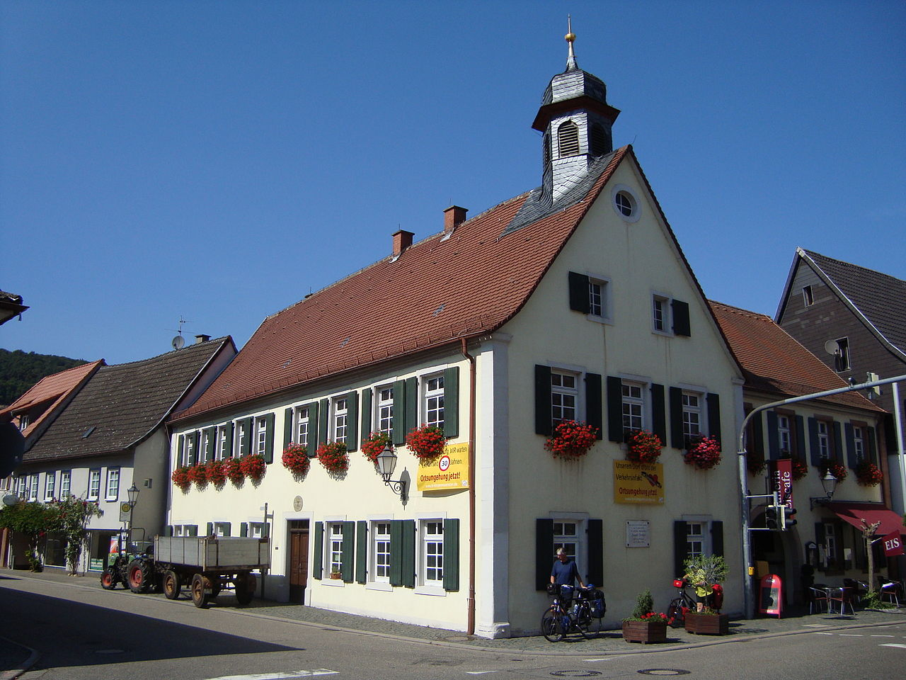 Bild August Becker Museum Klingenmünster