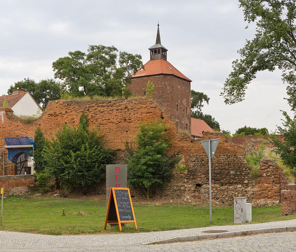 Bild Burg Beeskow