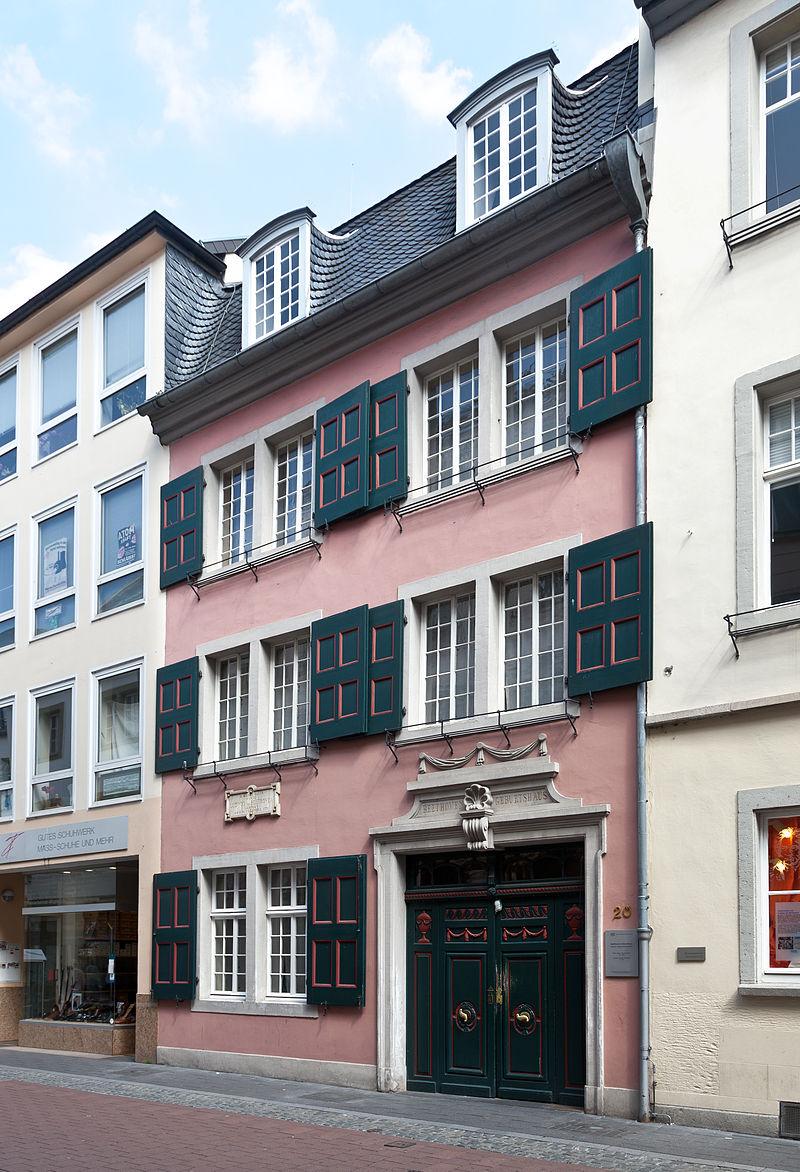 Bild Beethoven Haus Bonn