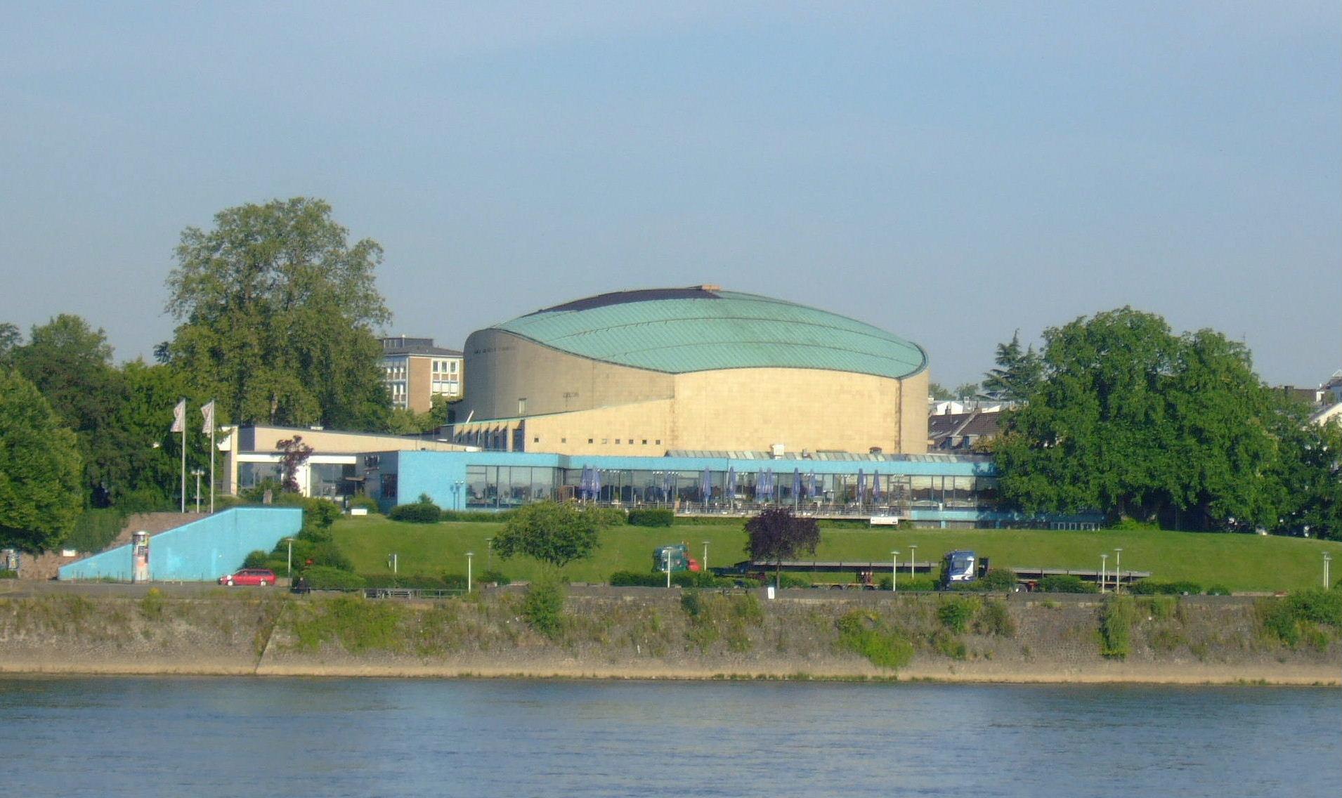 Bild Beethovenhalle Bonn