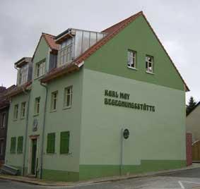 Bild Karl May Begegnungsstätte Hohenstein Ernstthal
