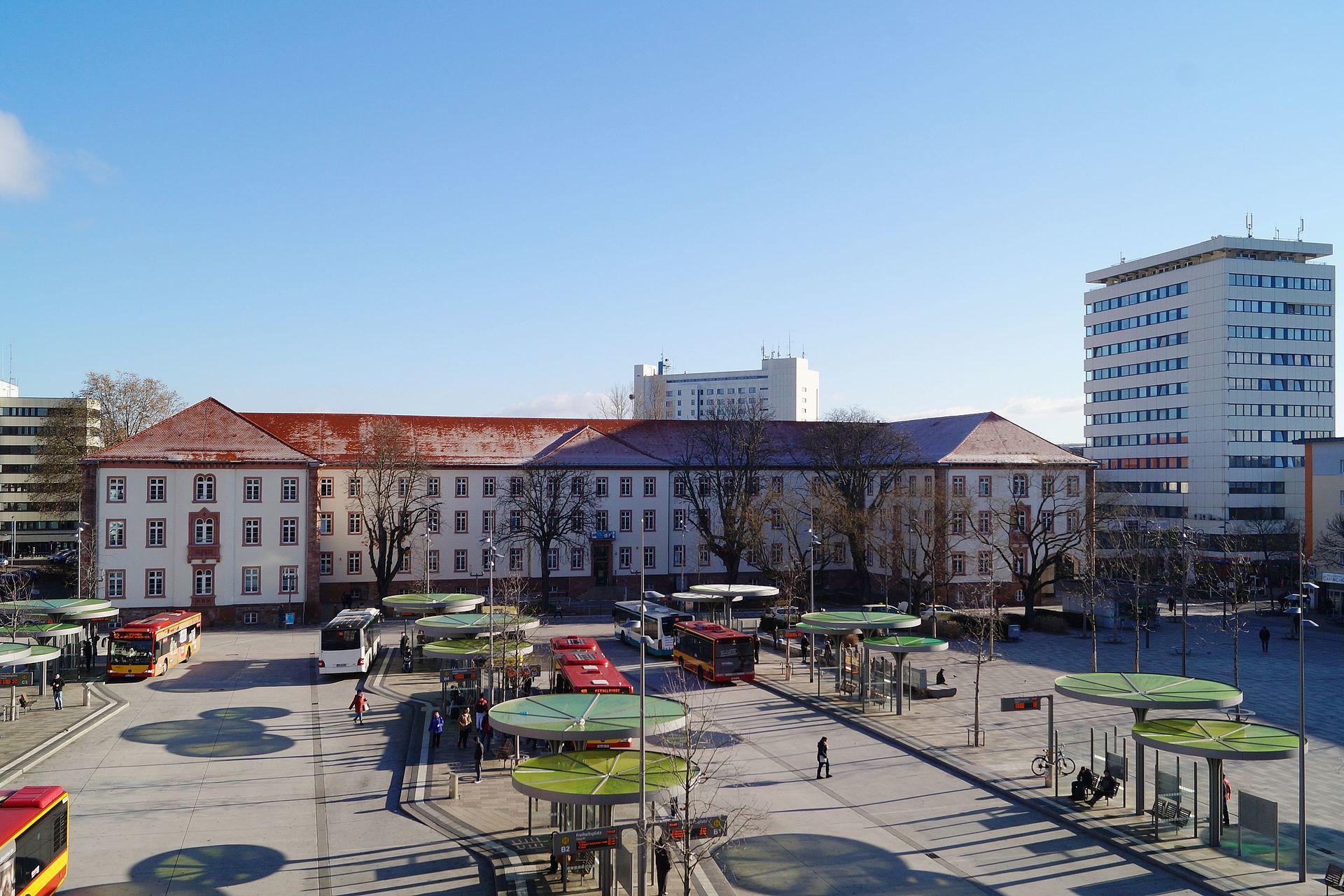 Bild Geburtshaus Brüder Grimm Hanau