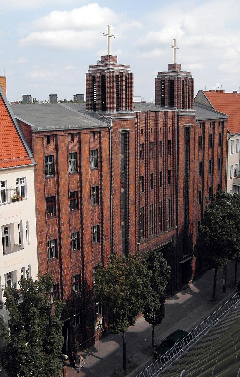 Bild Bekenntniskirche Berlin