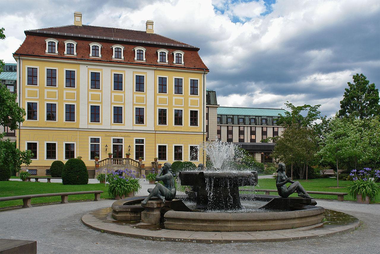 Bild Hotel Bellevue Dresden