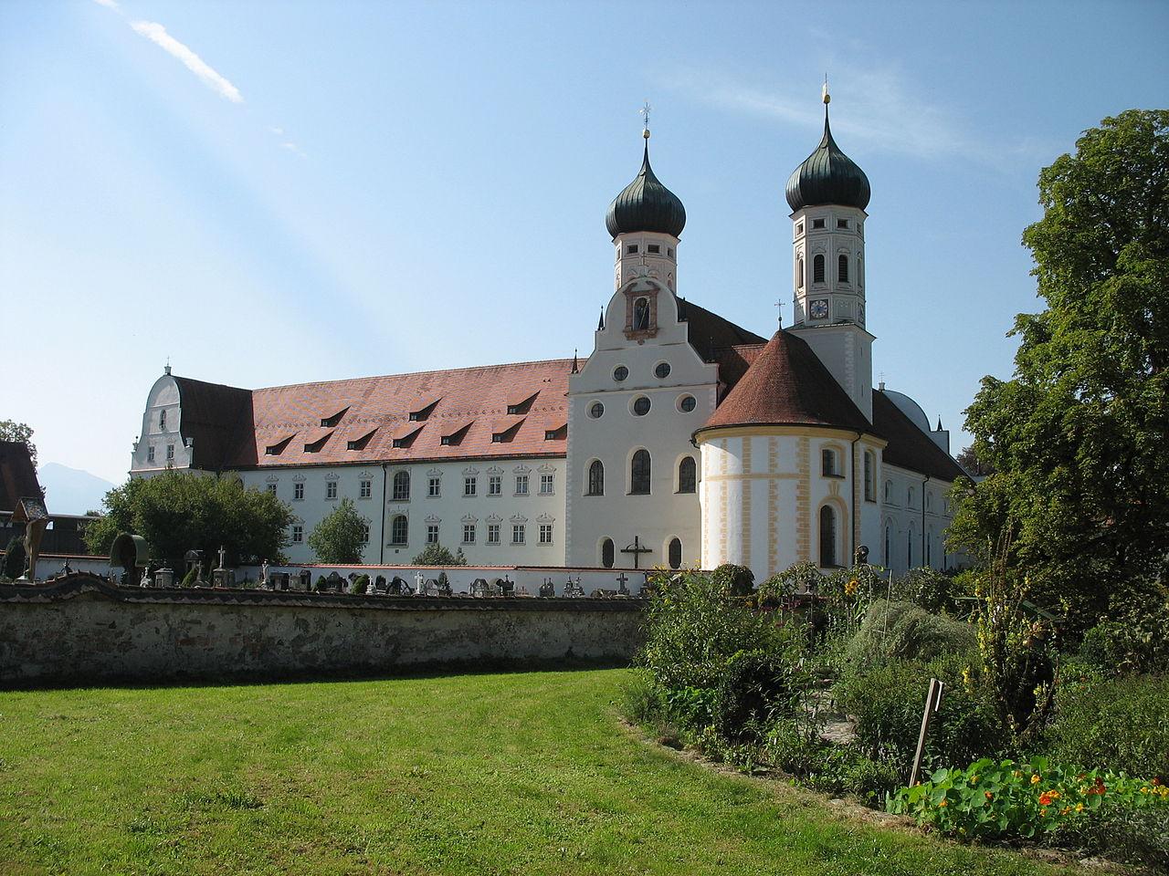 Bild Kloster Benediktbeuern Salesianer Don Boscos
