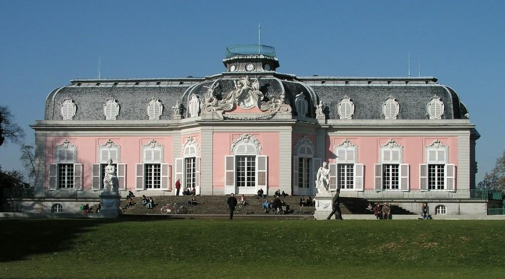 Bild Stiftung Schloss und Park Benrath Düsseldorf