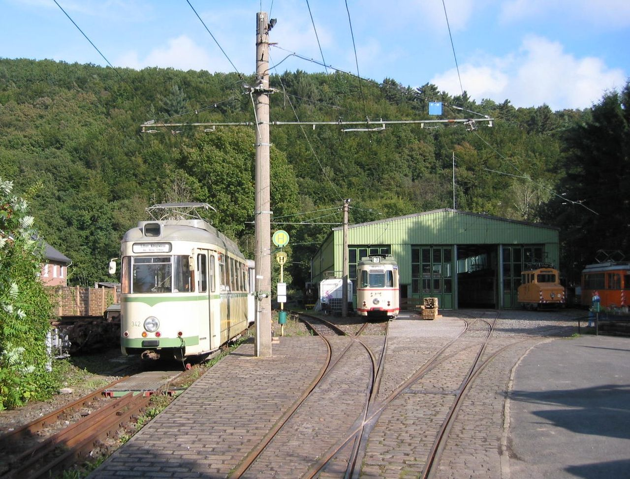 Bild Bergisches Straßenbahnmuseum Wuppertal